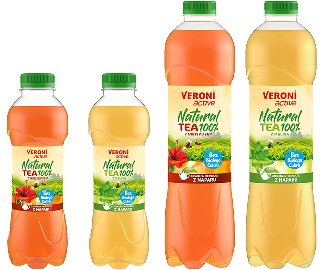 Veroni active Natural Tea 100%